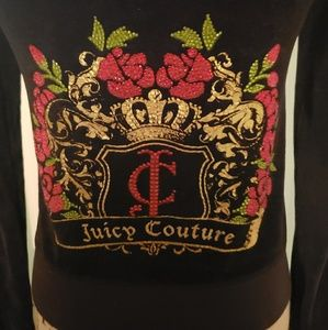 New Juicy Couture Velour Track Jacket *FINAL*